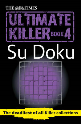 Times Ultimate Killer Su Doku Book 4 (BOK)