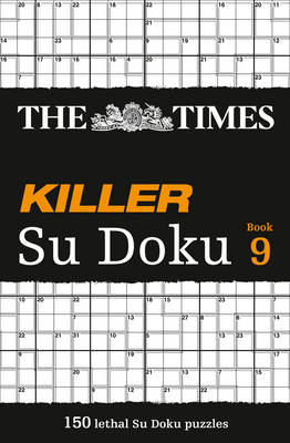 Times Killer Su Doku Book 9 (BOK)