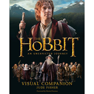 Hobbit: An Unexpected Journey - Visual Companion (BOK)