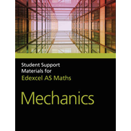 A Level Maths: Mechanics 1 (BOK)