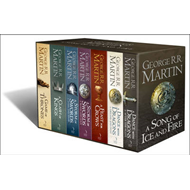 A Game of Thrones: The Story Continues: The Complete Box Set of All 7 Books (BOK)