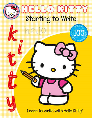 Learn with Hello Kitty: Starting to Write (BOK)