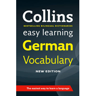 Easy Learning German Vocabulary (BOK)