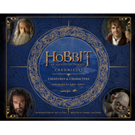 Hobbit: an Unexpected Journey - Chronicles: Creatures & Char (BOK)