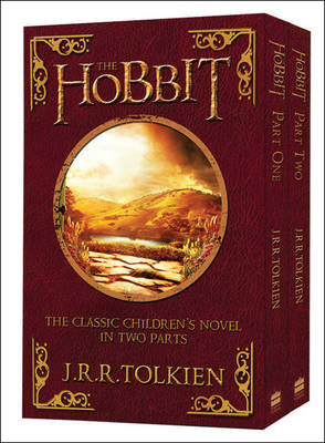 Hobbit (part 1 and 2) (BOK)