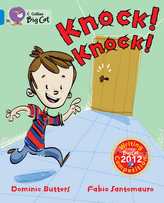 Knock Knock!: Band 04/Blue (BOK)