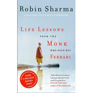 Produktbilde for Life Lessons from the Monk Who Sold His Ferrari (BOK)
