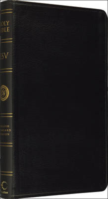 Holy Bible: English Standard Version (ESV) Anglicised Black (BOK)
