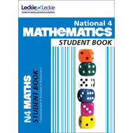 National 4 Mathematics Student Book (BOK)