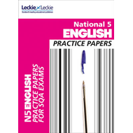 National 5 English Practice Papers for SQA Exams (BOK)