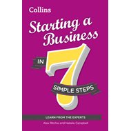 Starting a Business in 7 Simple Steps (BOK)