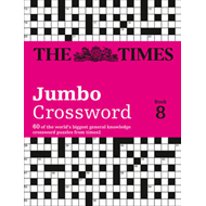 Times 2 Jumbo Crossword Book 8 (BOK)