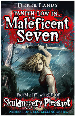 The Maleficent Seven (From the World of Skulduggery Pleasant) (BOK)