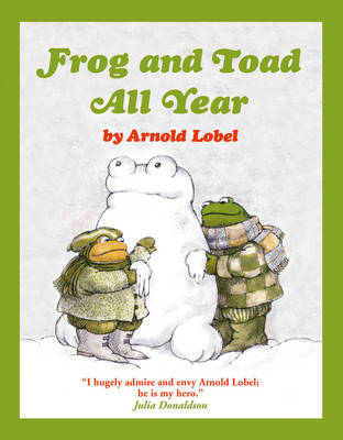 Frog and Toad All Year (BOK)