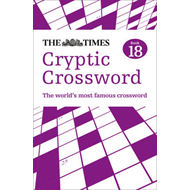 Times Cryptic Crossword Book 18 (BOK)