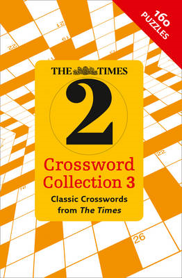 Times 2 Crossword Collection 3 (BOK)