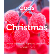 God's Little Book of Christmas: Words of Promise, Hope and Celebration (BOK)