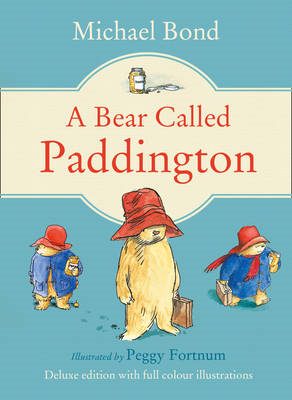 Bear Called Paddington (BOK)