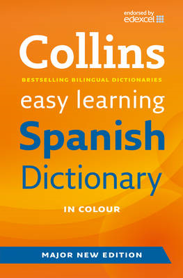 Easy Learning Spanish Dictionary (BOK)