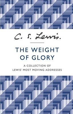 Weight of Glory (BOK)