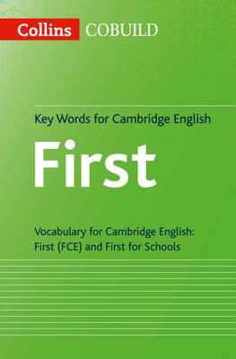 Key Words for Cambridge English First: FCE (BOK)