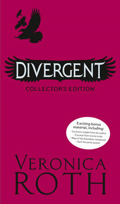 Divergent Collector's edition (BOK)