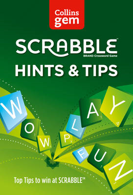Collins Gem Scrabble Hints and Tips (BOK)