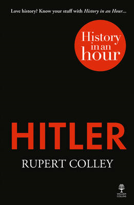 Hitler: History in an Hour (BOK)