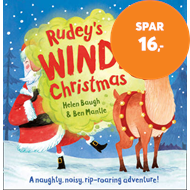 Produktbilde for Rudey's Windy Christmas (BOK)