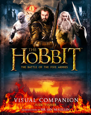 Hobbit: the Battle of the Five Armies - Visual Companion (BOK)