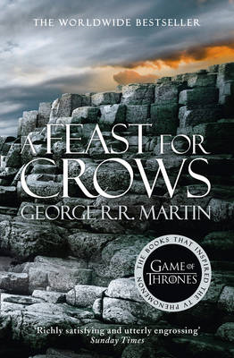 A Feast for Crows: Book 4 of a Song of Ice and Fire (BOK)