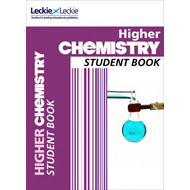CfE Higher Chemistry Student Book (BOK)