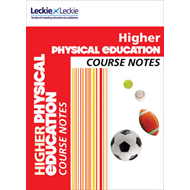 CfE Higher Physical Education Course Notes (BOK)