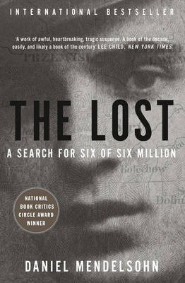 The Lost: A Search for Six of Six Million (BOK)
