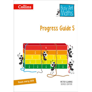 Busy Ant Maths - Progress Guide 5: Year 5 (BOK)