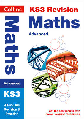 KS3 Maths (Advanced) All-in-One Revision and Practice (BOK)