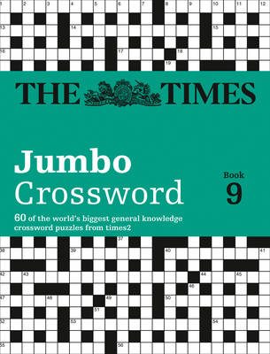 Times 2 Jumbo Crossword Book 9 (BOK)