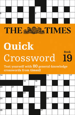 Times Quick Crossword Book 19 (BOK)