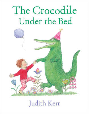 Crocodile Under the Bed (BOK)