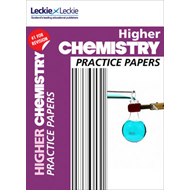 CfE Higher Chemistry Practice Papers for SQA Exams (BOK)