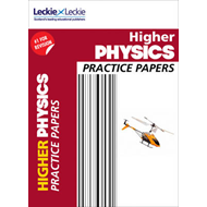 CfE Higher Physics Practice Papers for Sqa Exams (BOK)
