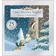 One Snowy Night (25th Anniversary Edition) (BOK)