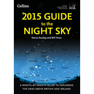 2015 Guide to the Night Sky (BOK)