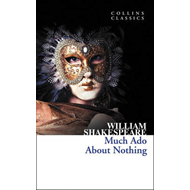 Produktbilde for Much Ado About Nothing (BOK)