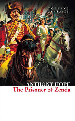 The Prisoner of Zenda (BOK)
