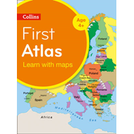 Collins First Atlas (BOK)