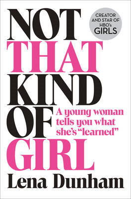 Not That Kind of Girl (BOK)