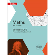 GCSE Maths Edexcel Foundation Student Book (BOK)