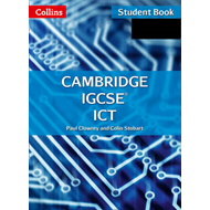 Cambridge IGCSE ICT Student Book and CD-Rom (BOK)