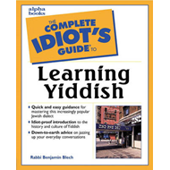 Complete Idiot's Guide to Learning Yiddish (BOK)